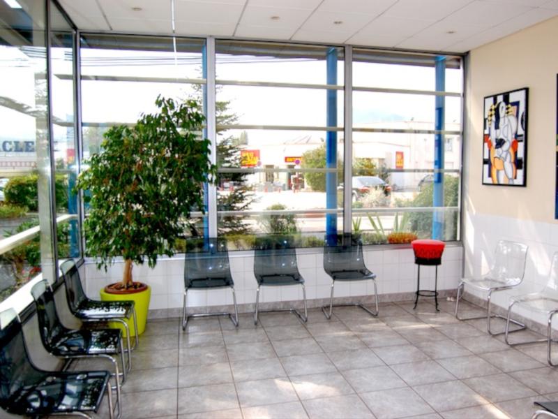 Salle d'attente Clinique Saint Louis - Brignoles - Provence Verte